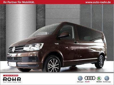 gebraucht VW Multivan T6langer Radstand Comfortline DSG 4motion(AHK,ACC,Light Assist,PDC,FH) 2.0 TDI
