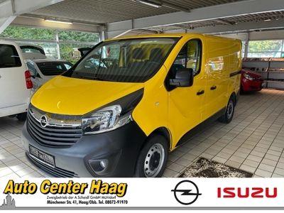 gebraucht Opel Vivaro B Kasten Kombi L1H1 2,7t 1.6 CDTI Biturbo Klima Te