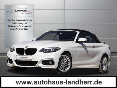 gebraucht BMW 220 i Cabrio M Sport bei Gebrachtwagen.expert