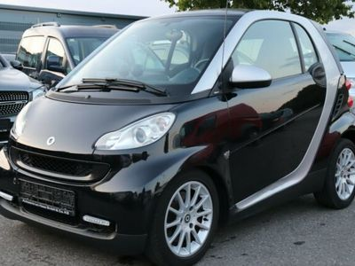 gebraucht Smart ForTwo Coupé 1,0 Micro Hybrid Drive Autom. Klima