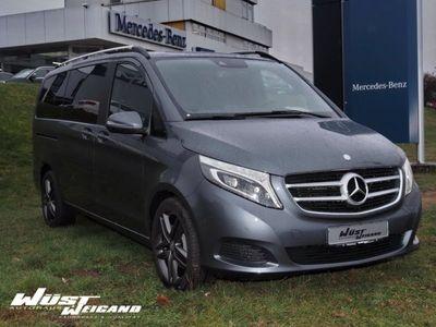 gebraucht Mercedes 250 V-Klasse EDITIONBlueTEC Lang Navi/Autom.LED