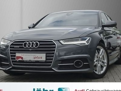 gebraucht Audi A6 3.0 TDI quattro tiptronic S line*LED*AHV*