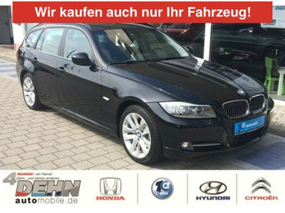 gebraucht BMW 330 d Touring xDrive AT Lifestyle Navi Prof Stand