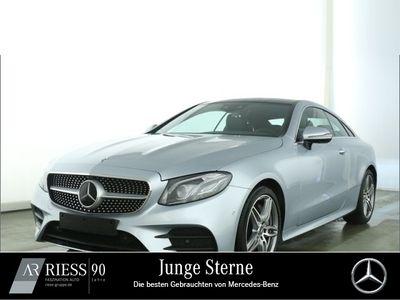 gebraucht Mercedes E350 AMG Sport Com Wide Distr Pano 360 Magic