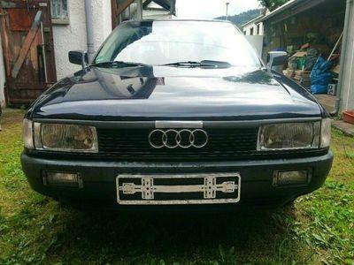 gebraucht Audi 80 S1.8 B3 Sport (, Garagenfa... als Limousine in Ilmenau