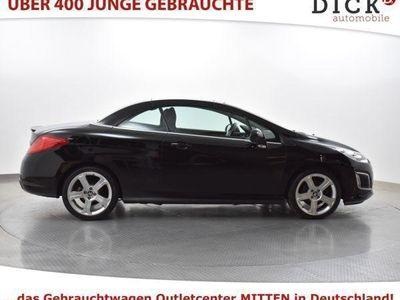 "gebraucht Peugeot 308 CC 2.0 HDI FAP Allure SPORT LEDER+NAVI+18"""
