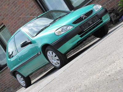 gebraucht Citroën Saxo 1.0. 5-Gang. ohne TÜV.Winterreifen