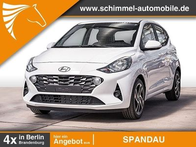 gebraucht Hyundai i10 NEW1.2 Benzin M/T Trend Komfortpaket Klima