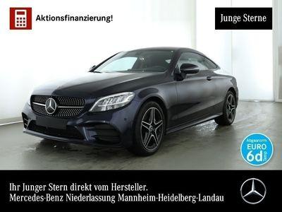 gebraucht Mercedes C180 Cp. AMG LED Night Kamera PTS Sitzh Navivorr