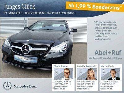 gebraucht Mercedes E250 Airscarf Navi AHK Totwinkel 360°Kamera LED