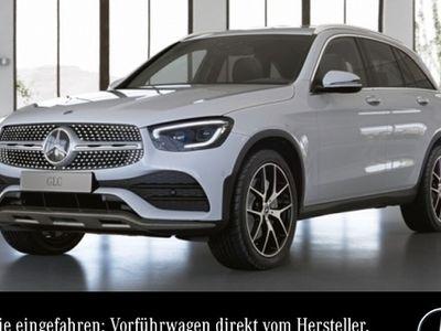 gebraucht Mercedes GLC300 d 4M AMG Line Multibeam AHK Kamera SpurPak