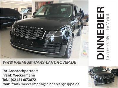 gebraucht Land Rover Range Rover 3.0 SDV6 Vogue Head Up 22 Zoll Pano Neuwagen, bei Autohaus Dinnebier GmbH