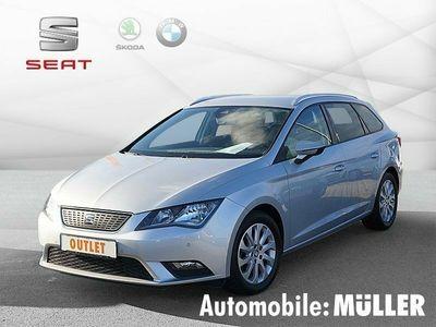 gebraucht Seat Leon -ST1.6TDI|EU6|Klimaauto|Navi|Sitzhz|Tempom