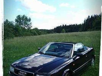 gebraucht Audi Cabriolet 1,6
