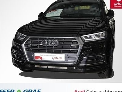 gebraucht Audi Q5 Sport 2.0 TSI qu.S tronic 3x S line LED+virtu