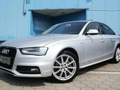 gebraucht Audi A4 2.0 TFSI quattro S-tr. S-line KeylessGo (17)