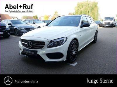 gebraucht Mercedes C43 AMG - BENZAMG 4M Burmester Kamera Panorama Totwinkel