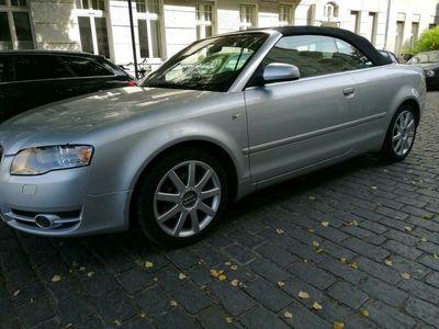 gebraucht Audi A4 Cabriolet 2,0 tdi S-line bi Xenon DPF