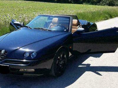 gebraucht Alfa Romeo Spider Alfa2.0 Twin Spark zu verkaufen/ta...