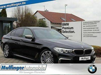 gebraucht BMW M550 i xDr.KomfSitze+Belüft. DrivAss.Standh.Soft Neu