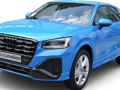 gebraucht Audi Q2 Q230 TDI S tronic S line | MMI NAVI | LED |