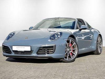 gebraucht Porsche 911 Targa 4S 991 (911)Coupe PDLS, ACC, Sitzbelüftun