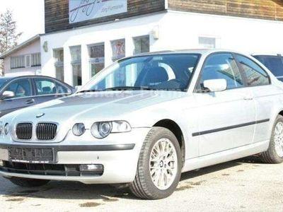 gebraucht BMW 316 Compact ti Edition Lifestyle