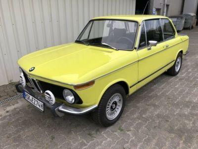 käytetty BMW 1602 top gepflegt