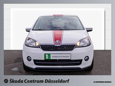 gebraucht Skoda Citigo 1,0 MPI NAVI Sport - Klima,Sitzheizung,Alu,Servo,