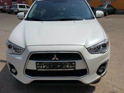 used Mitsubishi ASX 1.6 2WD TOP GEPFLEGT TOP SCHECKHEFT 1Hand