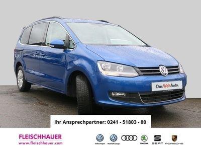 gebraucht VW Sharan Comfortline 2.0 TDI 7-Sitzer