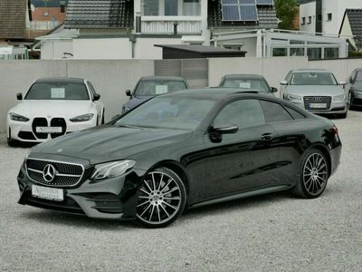 gebraucht Mercedes E220 Coupe 9G AMG Line *WIDESCREEN*NIGHT*PANOR