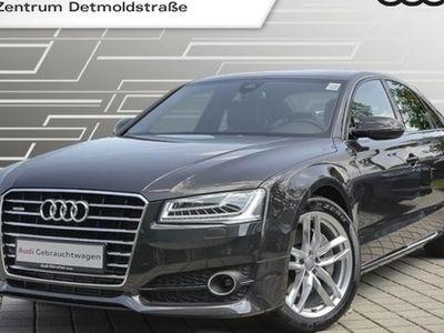 gebraucht Audi A8 3.0 TDI qu. Sport Edition Assistenz 20Zoll DesignPaket KomfortSportsitzPaket tiptronic
