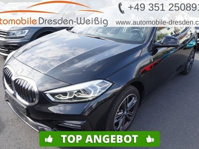 gebraucht BMW 118 i Sport Line*DAB*voll LED*PDC*Navi*