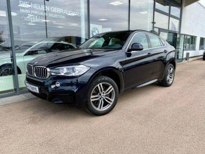 gebraucht BMW X6 xDrive40d/Standheizung/HarmanKardon/RTTI