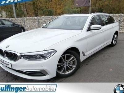 gebraucht BMW 530 d xdrive Touring Bluetooth HUD Navi LED Klima