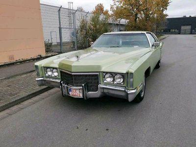 gebraucht Cadillac Eldorado Coupe 1971 H Zulassung &... als in Kerken