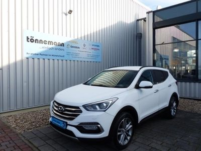 used Hyundai Santa Fe 2.2 CRDi 4WD Premium, Xenon, Navi, Freispr., Parkp