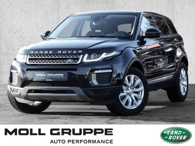 gebraucht Land Rover Range Rover evoque SE 2.0 TD4 NAVI XENON LEDER ALU PDC SHZ TEMPOMAT