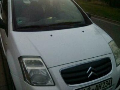 gebraucht Citroën C2 abzugeben