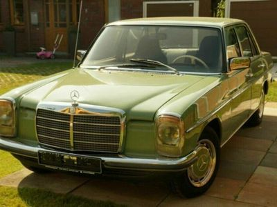 gebraucht Mercedes W115 240D /8 Diesel/ H Gutachten