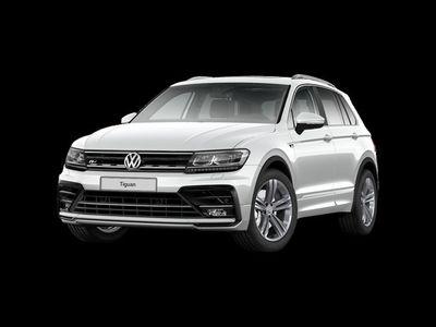 gebraucht VW Tiguan Highline 2.0 TDI DSG 4 Motion R-Line Pano Active Info Keyle