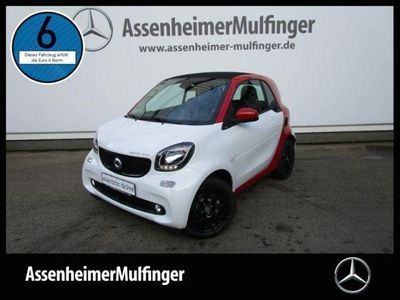 gebraucht Smart ForTwo Electric Drive coupe *prime/navi/sport