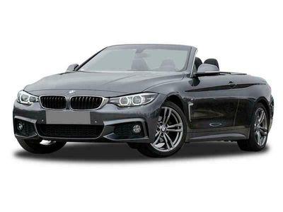 gebraucht BMW 420 420 i Cabrio M Sportpaket NAVI DAB RFK Harman Kardon