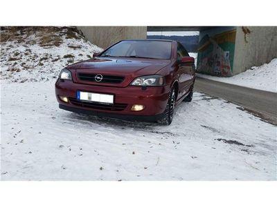 gebraucht Opel Astra 2.2 16V Coupe Linea Rossa