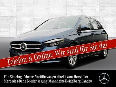 gebraucht Mercedes B220 4M Navi Premium LED Laderaump Spurhalt-Ass