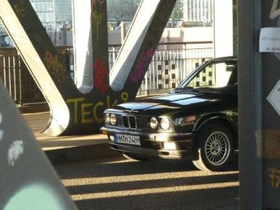 gebraucht BMW 323 Cabriolet i,e30,Baur,Targa, Leder,ABS,... als Cabrio/Roadster in Hamburg Barmbek