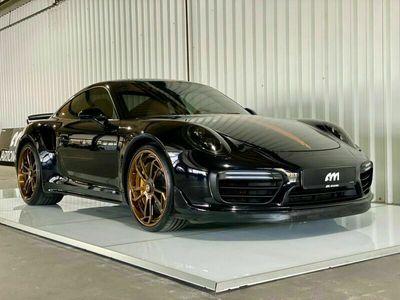 gebraucht Porsche 911 Turbo S Aero-Kit Turbo keramik Burmaster