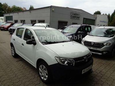 gebraucht Dacia Sandero SCe 75 Access Reserverad