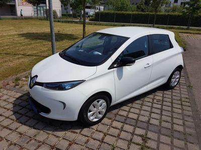 """gebraucht Renault Zoe Life """"NAVIGATION/TEMPOMAT/KLIMAAUTOM."""""""